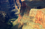 Light And Shadow Art - Grand Canyon Magic Of Light by Bob Christopher