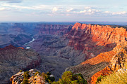 Scene Art - Grand Canyon National Park, Arizona by Javier Hueso