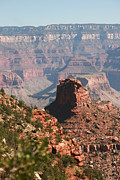 Audrey Campion Metal Prints - Grand Canyon National Park Arizona Usa Metal Print by Audrey Campion