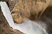Rainbow River Photos - Grand Canyon of the Yellowstone II by Clarence Holmes
