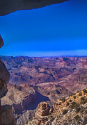 Grand Canyon Overlook Print by Jeremy Linot
