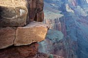 Weathering Posters - Grand Canyon Raw Nature Poster by Bob Christopher