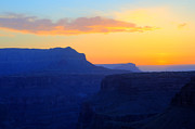 Light And Shadow Art - Grand Canyon Sunrise At Toroweap by Bob Christopher