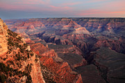 Rock Formation Prints - Grand Canyon Sunrise Print by Pierre Leclerc