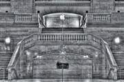 Terminal Prints - Grand Central Terminal East Balcony II Print by Clarence Holmes