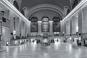 Concourse Photo Framed Prints - Grand Central Terminal II Framed Print by Clarence Holmes