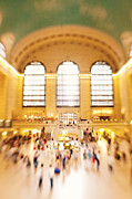 Terminal Prints - Grand Central Terminal New York City Print by Kim Fearheiley