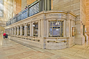Concourse Photos - Grand Central Terminal by Susan Candelario