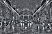 Terminal Prints - Grand Central Terminal VI Print by Clarence Holmes
