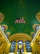 Terminal Photos - Grand Central View by Svetlana Sewell