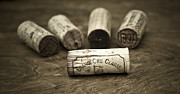 Wines Photo Prints - Grand Cru Classe Print by Frank Tschakert
