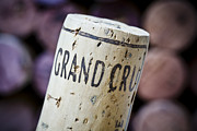 Wine Cellar Art Posters - Grand Cru Poster by Frank Tschakert
