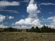 Selection Digital Art - Grand Mesa Colorado by Jan  Brieger-Scranton