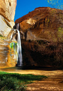 Escalante Grand Staircase Art - Grand Staircase Escalante National Mon. by Utah Images
