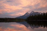 Bruce Gourley - Grand Teton Sunset