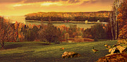 Grand View Print by Doug Kreuger