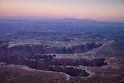 Peaceful Scene Posters - Grand View Point - Utah Poster by Andrew Soundarajan