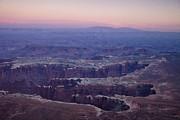 Grand View Point - Utah Print by Andrew Soundarajan