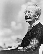 Folk Art Photos - Grandma Moses, Born As Anna Mary by Everett