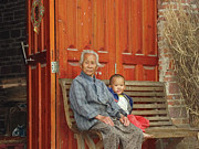 Jennifer Lam - Grandmother and Little...