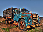 Hauling Originals - Grandpas Truck by William Fields