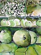 Snack Originals - Granny Smith Apples by Mindy Newman