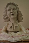 Girl Sculptures - Grannys Favorite  by Casey Koehler