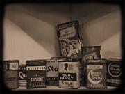 Cindy Nunn - Grannys Spice Shelf