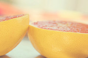 Grapefruit Photo Prints - Grapefruit Print by Kim Fearheiley