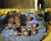 Assorted Originals - Grapes by David Simons