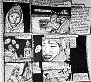 Novel Drawings - Graphic novel  by Aprille Marie