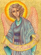 Iconography Pastels - Gratitude by Michelle Bien