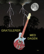 Rocks - Gratulerer Med Dagen by Eric Kempson