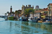 Sete Photos - Grau du Roi - The Canal by Dany Lison Photography