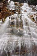 Cascading Water Photos - Gravity by David  Naman