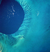 The Abyss Art - Great Bahama Canyon by Nasa