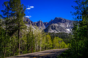 Scenic Drive Prints - Great Basin National Park Wheeler Peak Print by Scott McGuire