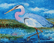 Doris Blessington - Great Blue Heron