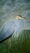 Teresa Grace Mock - Great Blue Heron