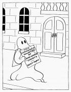 Haunted Mansion  Photos - Great Depression Cartoon by Granger