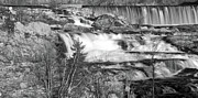 Lewiston Prints - Great Falls 14140 Print by Guy Whiteley