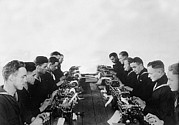 Typewriter Photos - Great Lakes Naval Training Station by Everett