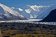 Alaska Photos - Great Wall by Ed Boudreau