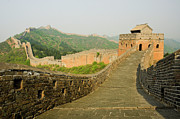 Great Wall Posters - Great Wall Of China Poster by Celso Mollo Photography