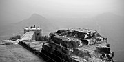 Great Wall Photos - Great Wall One by Charline Xia