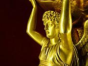 Religious Artifacts - Grecian Gold by Edan Chapman