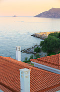 Northeastern Aegean Islands Prints - Greece 2012  Print by Emmanuel Panagiotakis