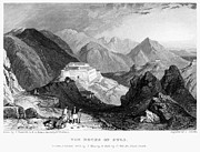 1833 Prints - Greece: Souli, 1833 Print by Granger