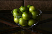 Michael Ledray Photography Photos - Green Apples by Michael Ledray