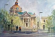 Green Bay Prints - Green Bay Courthouse Print by Ryan Radke